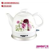 【日象】英倫玫瑰快速電熱水壺 ZOI-9210C