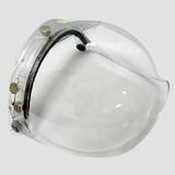 面甲式安全帽泡泡鏡-台灣製造