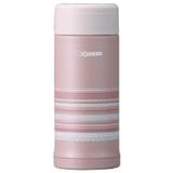 象印保溫瓶 【象印】0.36L不銹鋼真空保溫瓶/保冷瓶 SM-AFE35-PL