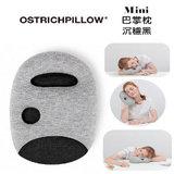 【英國 Ostrich Pillow】正品 創意鴕鳥枕 mini 巴掌枕 西班牙手工製 (黑色)