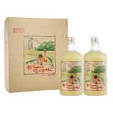 日本青森蘋果汁禮盒組(720mlX2 / 1盒、1組3盒 ) --回憶小時候,雨後快樂的走在回家的小路上