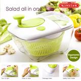 【威寶 KAISER】二合一蔬果清洗調理機(KS0136B)