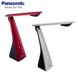 【Panasonic國際牌】LED護眼檯燈 SQ-LD221(銀色)(紅色)