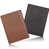 COACH 素面真皮皮革護照夾FV9360400 (現貨+預購)