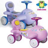 【親親Ching Ching】童車系列 - 飛機 學步車 藍 粉  CA-13