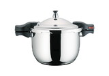 **美鳳有約推薦 安全壓力鍋 米雅可 安全6+1不銹鋼壓力鍋 5公升款(304不鏽鋼鍋具)
